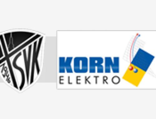 Elektro Korn – Neuer Sponsor des SV Kirchheim