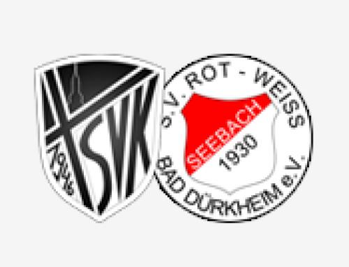 SV Kirchheim – SV Rot-Weiß Seebach 2 2:3