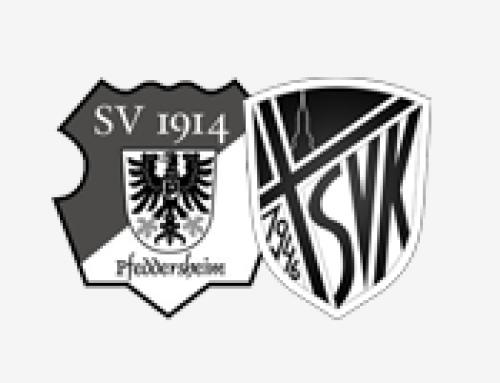 Testspiele gegen Pfeddersheim: Sieg und Niederlage