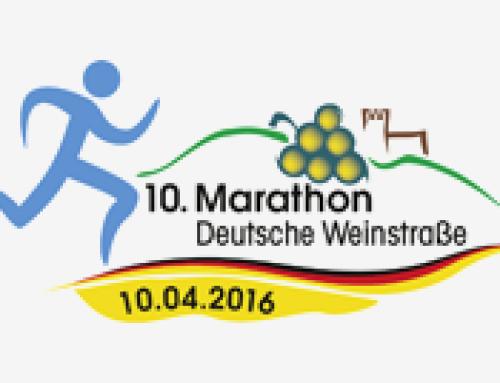 Der SVK beim Weinstraßen-Marathon